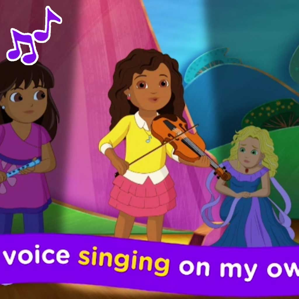 Dora and Friends: Two Voices Sing Along