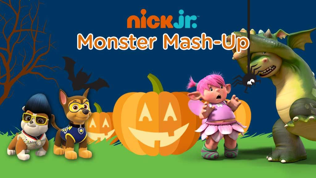 Nick Jr. Halloween Costumes