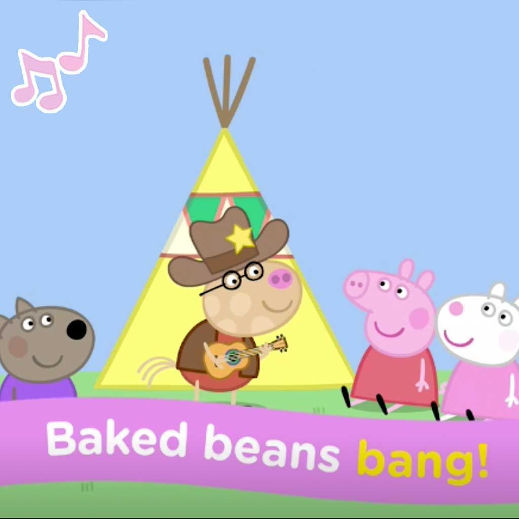 Peppa Pig: Cowboy Song Sing Along