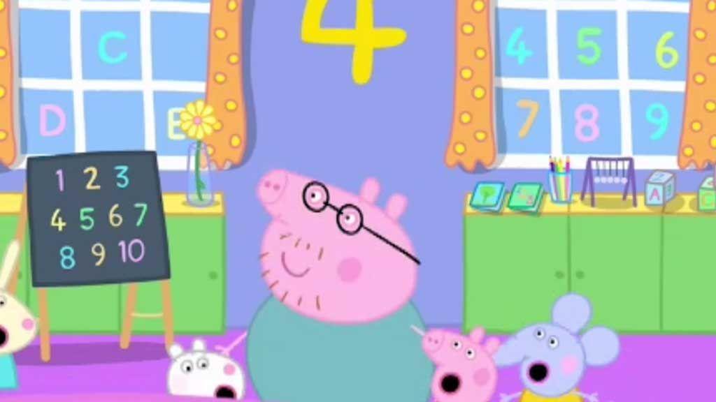 peppa pig height - photo #11