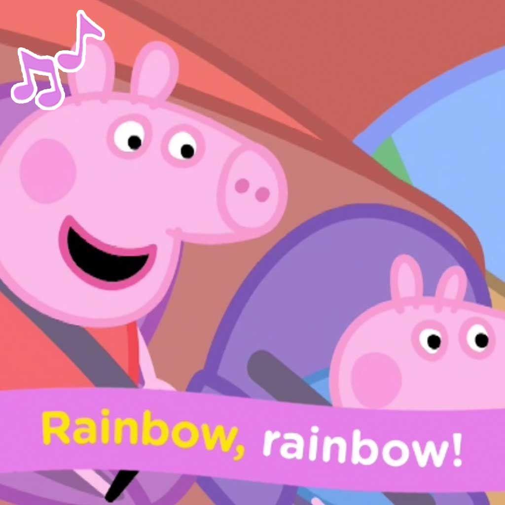 Peppa Pig: Rainbow Rainbow Sing Along