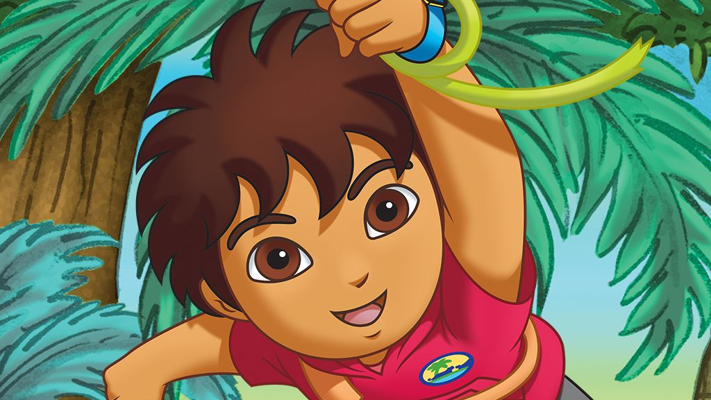 GO DIEGO GO  Animals In Egypt  Go Diego Go  Video on Nick