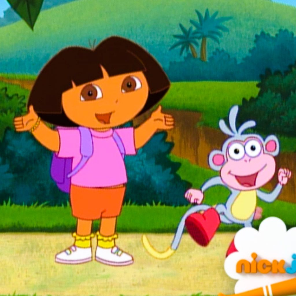 Get a Move On: Touch Your Toes with Dora