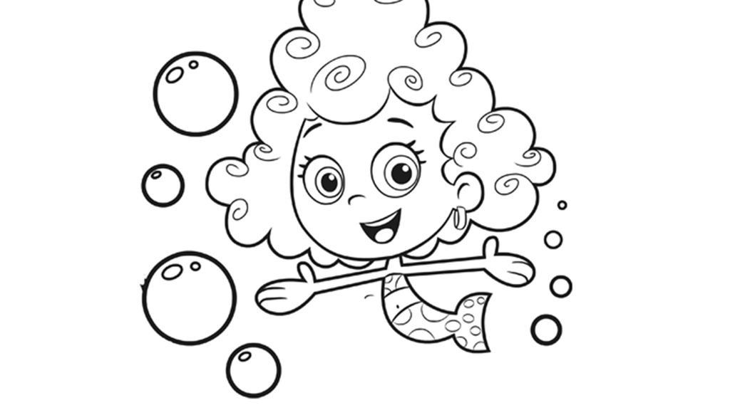 Bubble Guppies Choose The Right Ball Activity Pack 4