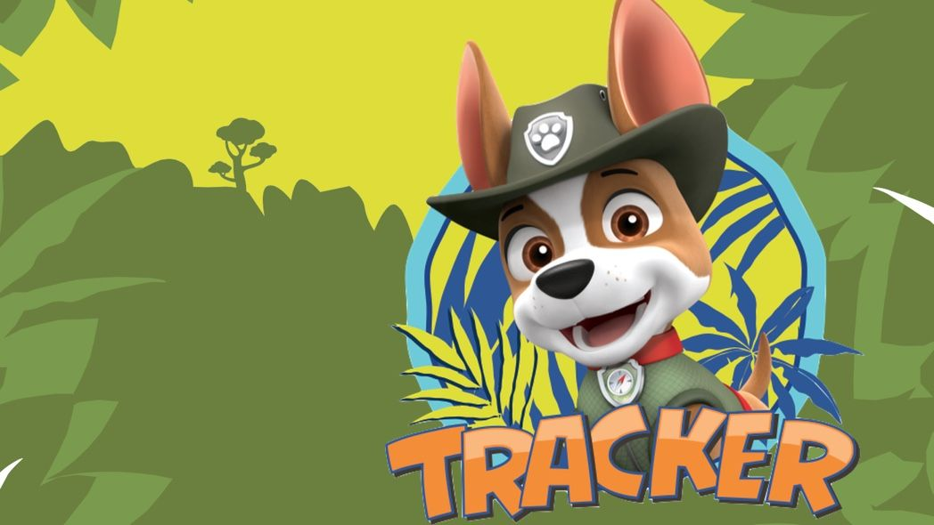 Paw patrol s ep tracker joins the pups full episode
