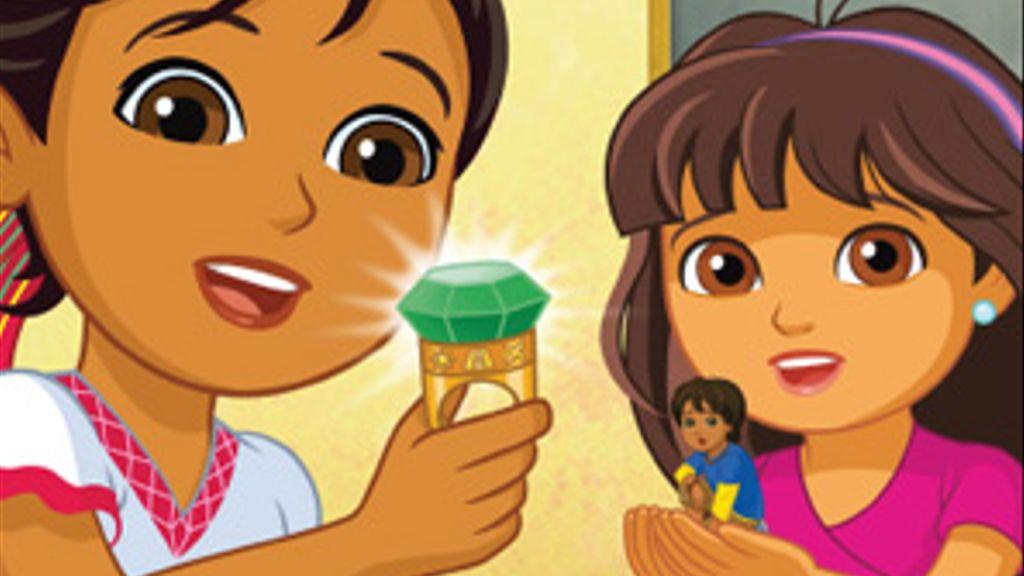 La mia amica Naiya – parte 2: disegna con Dora & Friends ...