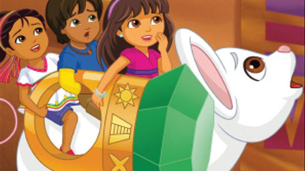 La mia amica Naiya – parte 3: disegna con Dora & Friends ...
