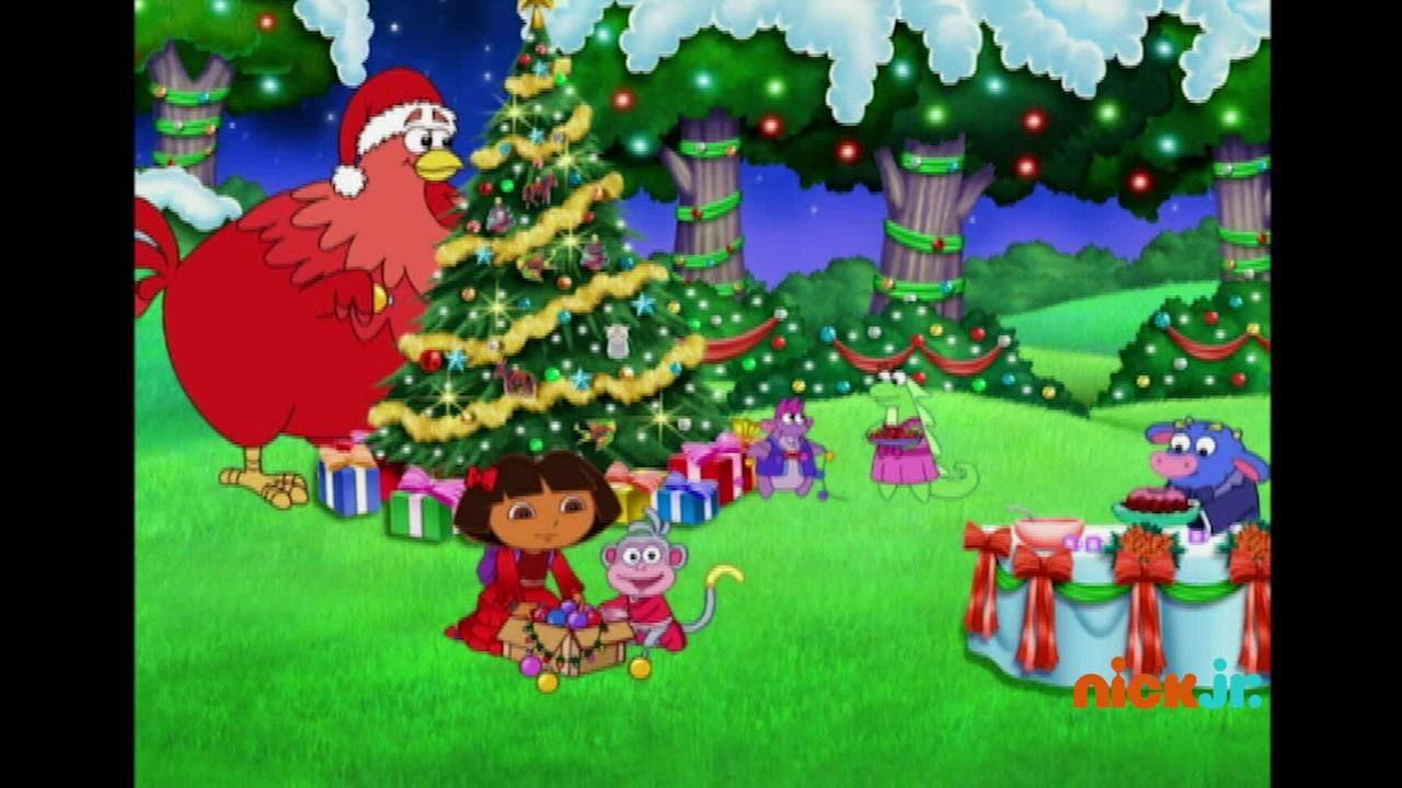 Dora: Christmas Carol Adventure | Nick Jr. UK