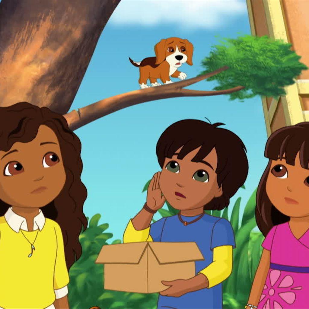 Dora and Friends Tranquilo Perrito