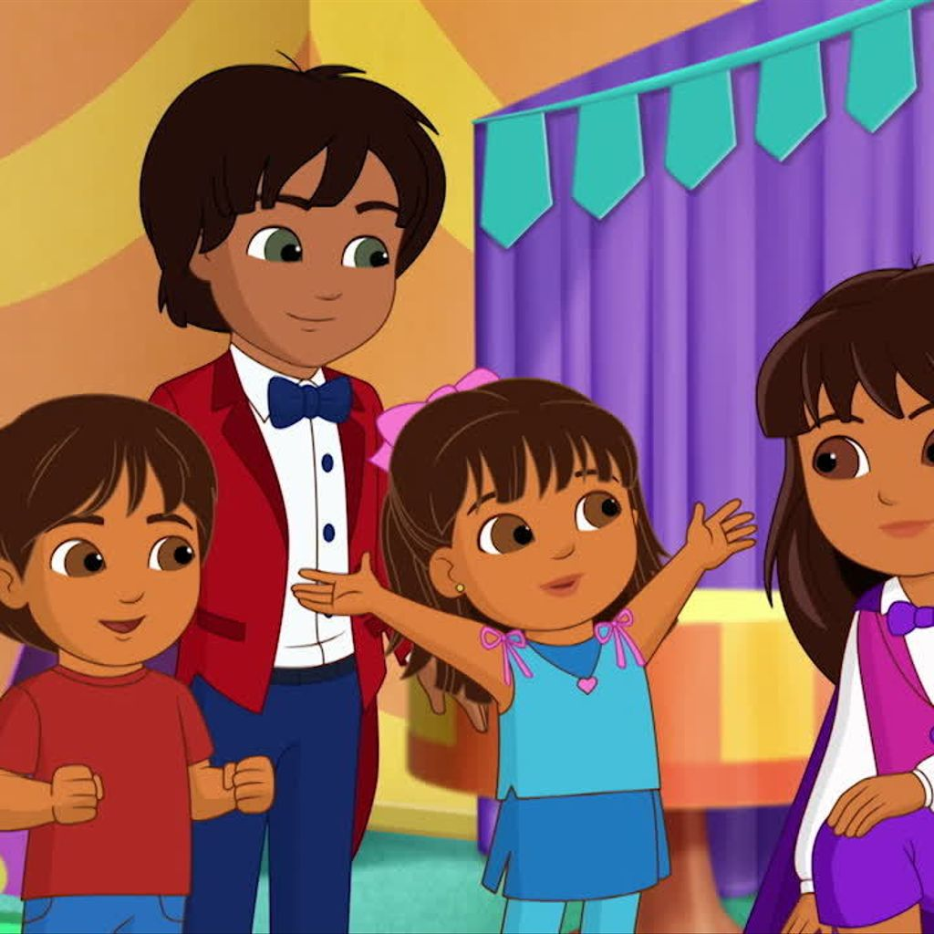 Dora and Friends Magic Show