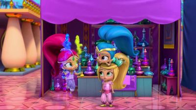 Shimmer And Shine Potion Control