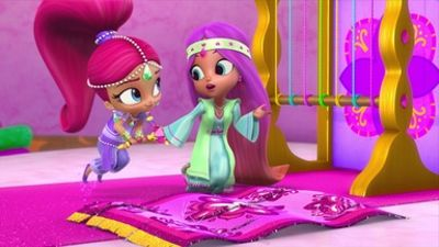Shimmer And Shine Carpet Troubles