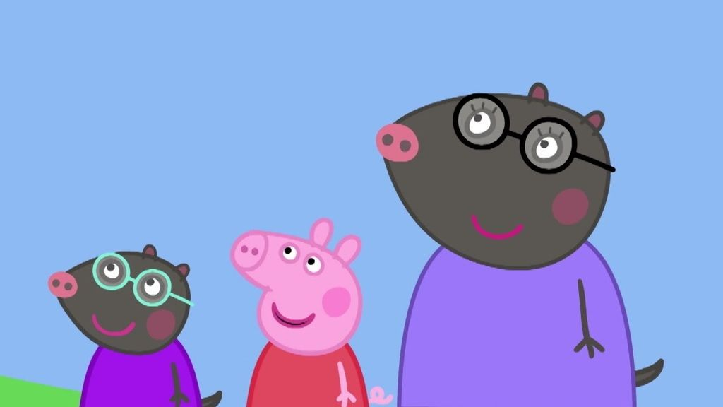 Peppa Pig Molly Mole