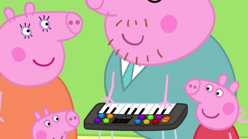 Peppa Pig Funny Music