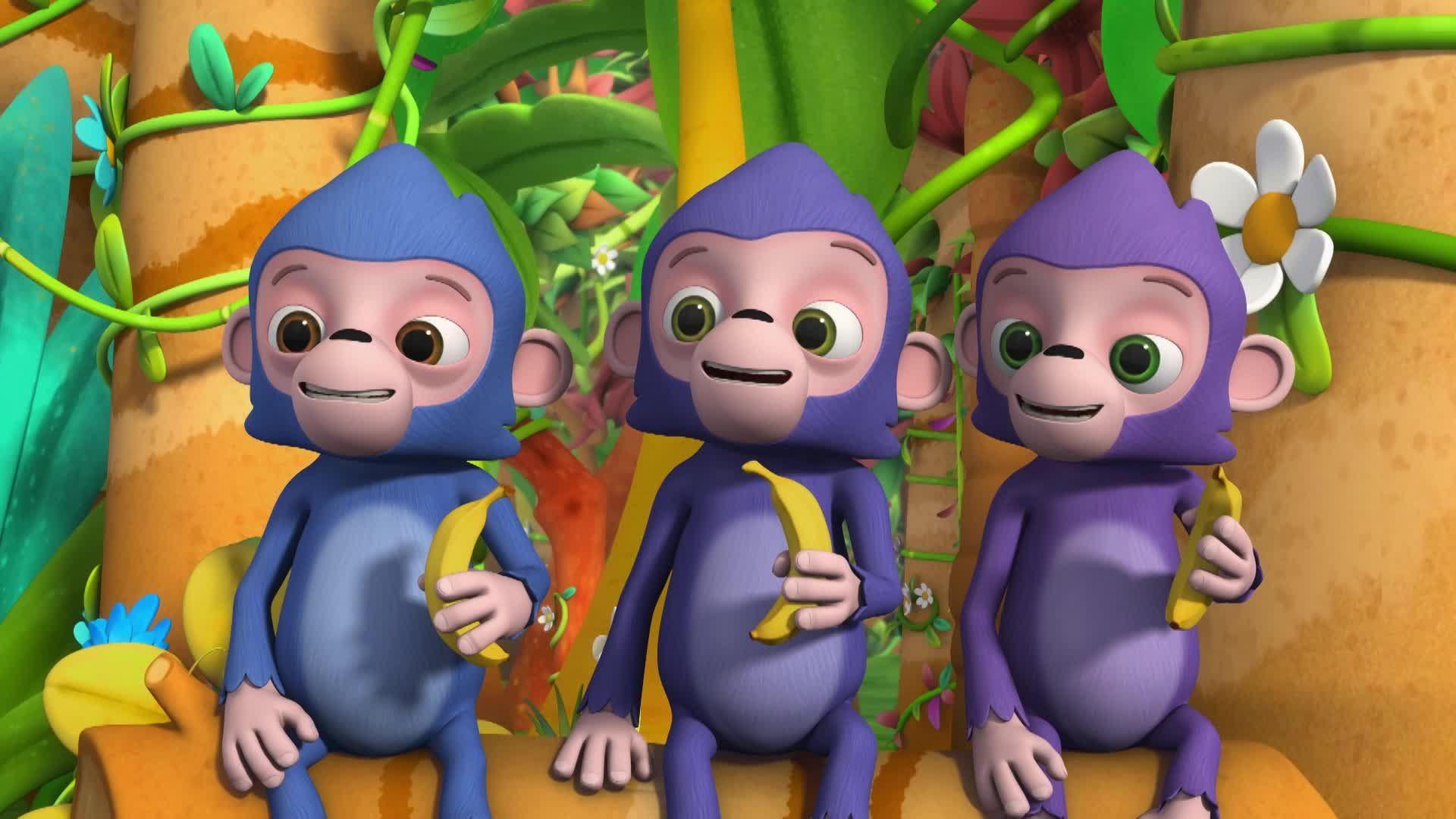 Wissper: Monkey Mischief | Nick Jr. UK