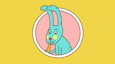 rabbit yoga spot