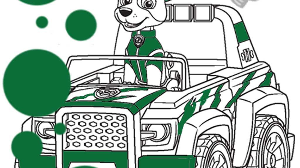 35 Paw Patrol Coloring Pages Tracker - Zsksydny Coloring Pages