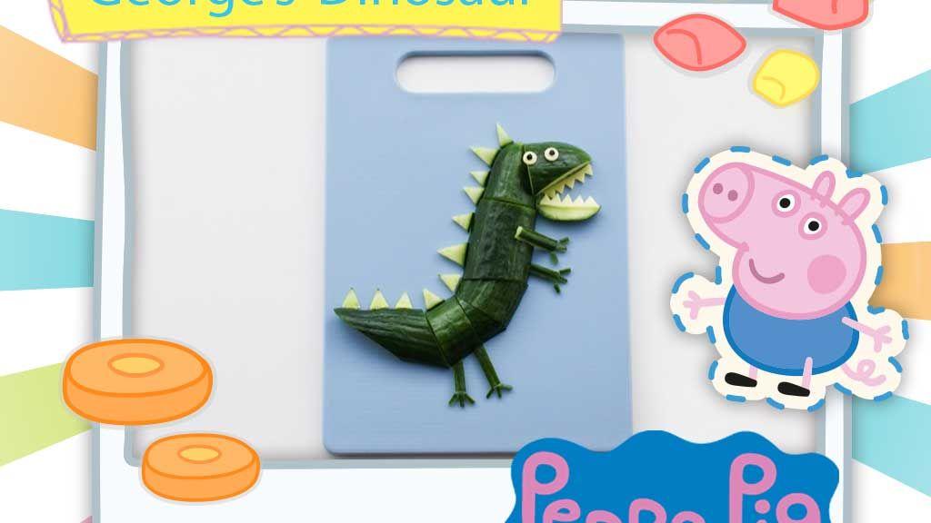 Peppa Pig: George's Dinosaur Instructions