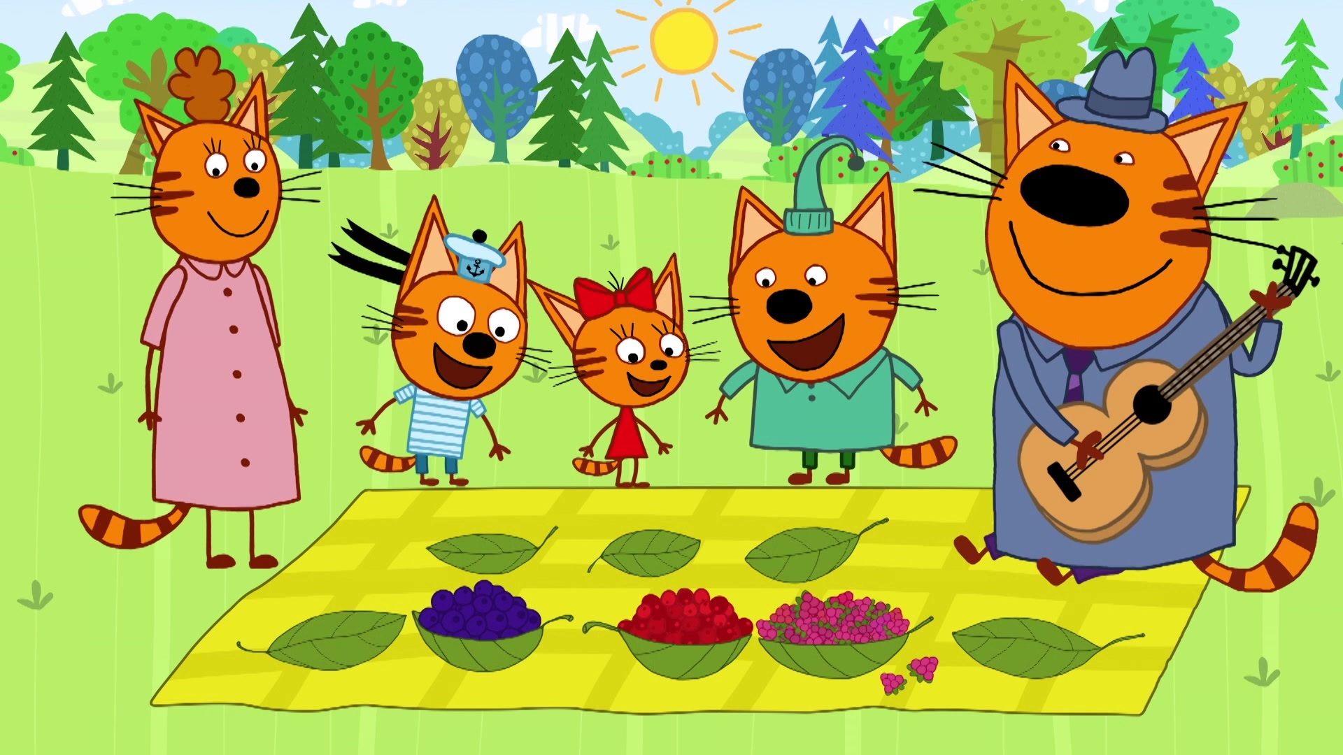 Kid E Cats Doctors